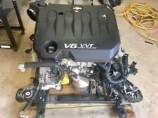 3.6L V6 VVT engine and transmission assembly with ECM
