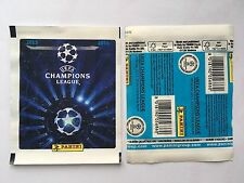 POCHETTE PANINI CHAMPIONS LEAGUE 2013 2014 WHITE PACKET TUTEN BUSTINA