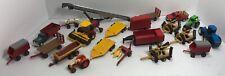 Ertl Die-Cast 1/64 Scale Tractor / Implement Lot / Caterpillar VFS50