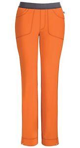 Orangeade Cherokee Scrubs Infinity Low Rise Slim Pull On Pant 1124A OAPS