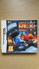 Generator Rex Agent Of Providence - Game - Nintendo DS