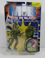 Men In Black MIB Alien-Attack Edgar Action Figure Galoob 1997
