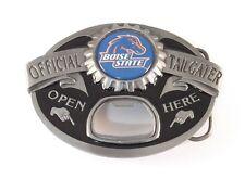 BOISE STATE BRONCOS TAILGATER BELT BUCKLE 24105 new college belt buckles