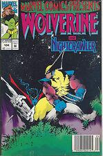 Marvel Comics Presents #104 (1992)-Wolverine,Nightcrawler,Ghost Rider,Dr Strange