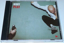 Moby - Play (1999) CD Album