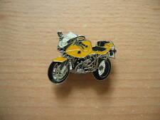 Pin Anstecker BMW R 1200 S / R1200S gelb 2006 Motorrad Art 1013