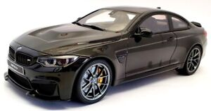 GT Spirit 1/18 Scale Model Car GT845 - 2017 BMW M4 Coupe - Black
