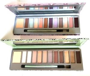 MALLY CITYCHICK Shadow Palette 11 Shades with Base Full Size u/b PICK YOUR STYLE