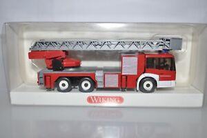 Wiking 615 04- MB Econic DLK 30 Ladder Fire Truck  for Marklin - NEW w/BOX