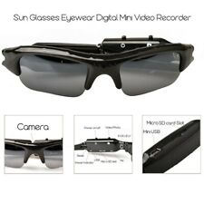 Sunglasses Eyewear Outdr Digital Mini Video Recorder Camera DVR Supports TF Card