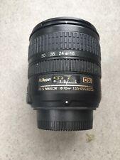 Nikon Lens AF-S Nikkor 18-70mm 1:3.5-4.5G ED DX