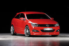 Rieger Spoilerlippe Spoiler Opel Astra H GTC RIEGER-Tuning