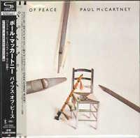 PAUL MCCARTNEY-PIPES OF PEACE-JAPAN MINI LP SHM-CD Ltd/Ed G00