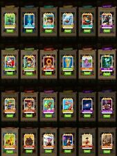 Coin Master Every Rare Up to Village 130 (x1 of each card) *Fast Delivery*