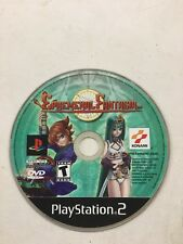 Ephemeral Fantasia (Sony PlayStation 2, 2001) PS2 Disc Only
