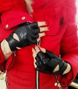 we produce luxury leather gloves different models