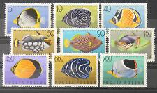 - Polen Poland 1967 Mi. Nr. 1748-1756 ** postfrisch MNH Fisch fish