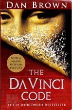 """The Da Vinci Code"" (Dan Brown) ~ (2003, Paperback) ~ * Action Thriller *"