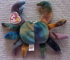 Tiny Crab Rubber Stamp Seafood A21913 WM marine life crustaceans