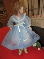 Vintage F.G. Doll Dress for F.G. Antique Doll