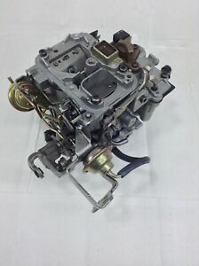 ROCHESTER VARAJET CARBURETOR 17085388 1984-1986 JEEP 173 ENGINE
