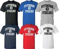 Pittsburgh Steelers T-Shirt - Pittsburgh Steelers  NFL Multi-Colors Shirt S-4XL
