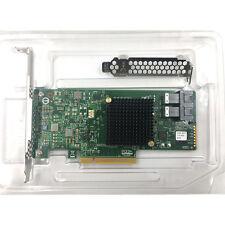 Neu LSI MegaRAID 9341-8i Single 8 Port SATA/SAS PCI-E 3.0 12Gb/s Controller Card
