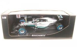 Mercedes AMG F1 Team W07 Hybrid No.6 Sindelfingen Demonstration Run - World