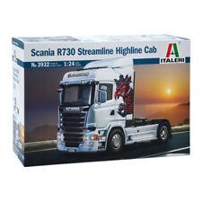 ITALERI SCANIA R730 Streamline Highline CAB 3932 1:24 Truck Model Kit