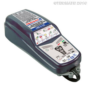 OptiMate 4 V3 1A 12 Volt automatic charger and maintainer
