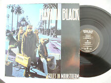 HAVANA BLACK LP EXILES IN MAINSTREAM uk hollywood 570017 near mint..... 33 rpm