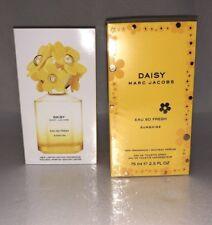 Marc Jacobs Daisy Eau So Fresh Sunshine Limited Edition 2018 75ml 2.5oz EDT NEW