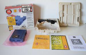 Iomega ZIP 100 MB SCSI Lecteur de disquettes Zip Vintage Neuf en boite d'origine