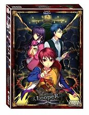 Tragedy Looper [Board Game, Deduction & Mystery, 2-4 Players, 2 Hours, Ages 13+]