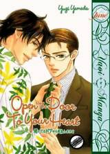 Open the Door To Your Heart by Yugi Yamada, Yaoi Manga in English!