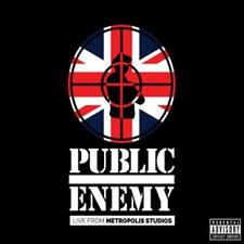 Public Enemy-Live from Metropolis studios (Limited 2 CD Edtition) - CD NEUF