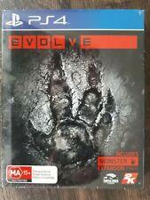 Evolve (Sony PlayStation 4, 2015)