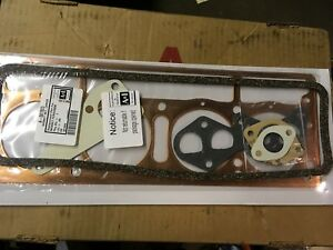 MASSEY FERGUSON TOP GASKET SET 85mm & 87mm 501923 TEA20 TED20 135 35XFE