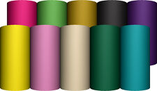 "10 rolls-12""x5' Oracal 631-matte-Adhesive Backed Vinyl Craft-Hobby-Sign Cutters"
