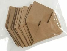 Envelopes: Mini Paper, 4.5x3cm, Pack of 12
