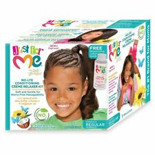 Just for Me No Lye Conditioning Creme Relaxer Kit for Children - Regular 1App