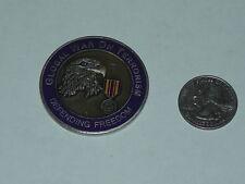 USMC Marine Army Navy Air Force Challenge Coin GWOTSM....
