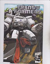 DW! Transformers! Issue 1!