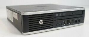 HP Compaq Elite 8300 USDT Intel i5-3475S 4GB 320GB HDD WIN8COA No OS
