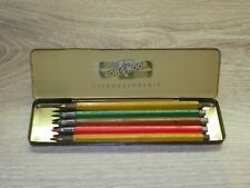 Vintage 60s. mechanical pencils 5 pcs. CZECHOSLOVAKIA KOH-I-NOOR VERSATIL COLOR