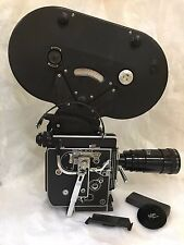 Bolex H16 Reflex REX-5 w/ Monital Sopelem Pan Cinor Hunting Zoom 12 - 120mm