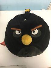 Angry Birds Bomb Black Bird Bean Bag Plush 12 Inches