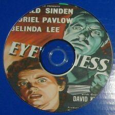 GB FILM NOIR 07: EYEWITNESS 1956 Donald Sinden