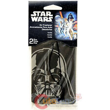 Star wars Darth Vader 2pc Car Auto Hanging Air Freshener Auto Accessories