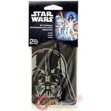 Star wars Darth Vader 2pc Car Auto Hanging Air Freshener Auto Accessories
